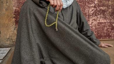 Photo of رغم بساطة حاله .. فلسانه يذكر الله وابتسامته لا تفارق وجهه