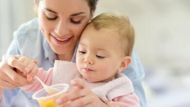 Photo of تعرفي علي أهم الأطعمة لطفلك الرضيع بعد إتمامه الشهر السادس