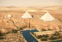 Photo of هضبة الجيزة قبل عصر بناة الأهرامات