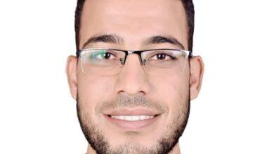 "Photo of رغم عمله بإحدي الشركات .. ""ياسر"" ظل ينشد"