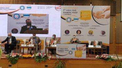 Photo of فعاليات المؤتمر الطبي الثاني للقدم السكري بجامعة أسيوط