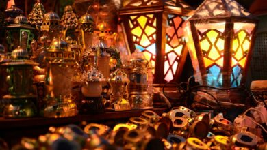 "Photo of ""هّل هلالك يا رمضان"".. استعدادات المصريين للشهر الكريم"