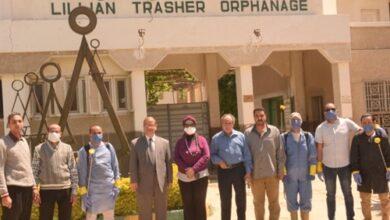 """Photo of """"بيت لِليان تراشر"""" أكبر ملجأ في مصر, وثاني أكبر ملجأ في العالم"""